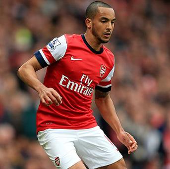 Theo Walcott has struck 19 times for Arsenal this season