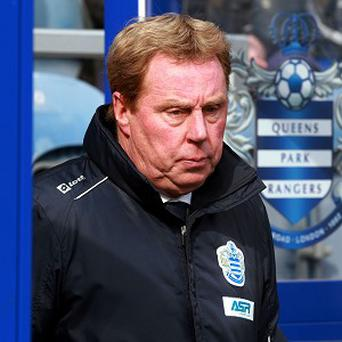 Harry Redknapp says a lack of ability, not desire, has cost QPR this season