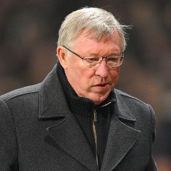 Sir Alex Ferguson led Manchester United to a 13th Premier League title this season