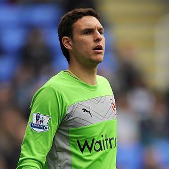 Goalkeeper Alex McCarthy's reputation is growing at Reading