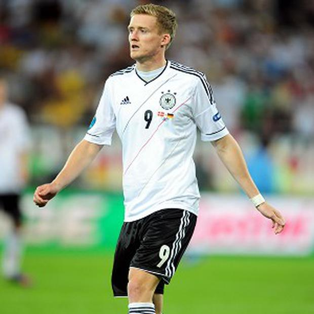 Andre Schurrle could be on his way to Chelsea