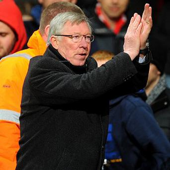 Sir Alex Ferguson has won 13 Premier League titles at Manchester United