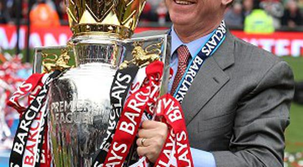 Sir Alex Ferguson will speak directly to Manchester United supporters immediately after Sunday's Swansea match