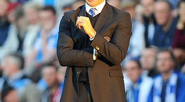 Roberto Martinez has thrown cold water over a move to Everton