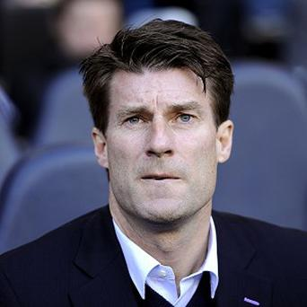 Michael Laudrup, pictured, believes Sir Alex Ferguson has timed his retirement perfectly
