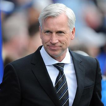 Alan Pardew in Newcastle United decision