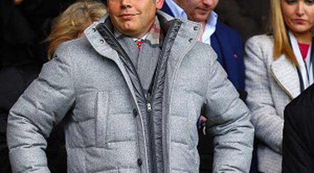 Southampton chairman Nicola Cortese, left, could leave his position at the club