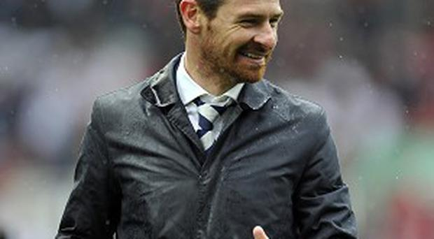 Andre Villas-Boas still has his sights set on the Champions League