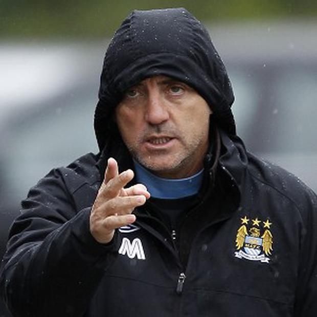 Roberto Mancini was fired as Manchester City boss on Monday night