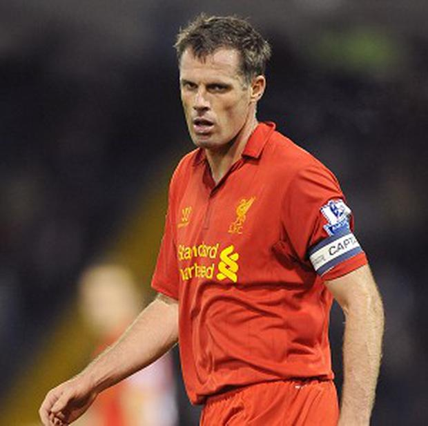 Jamie Carragher has been told the door will always be open for him at Liverpool