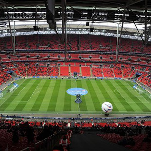 Wembley is unlikely to be used for a play-off between Arsenal and Chelsea