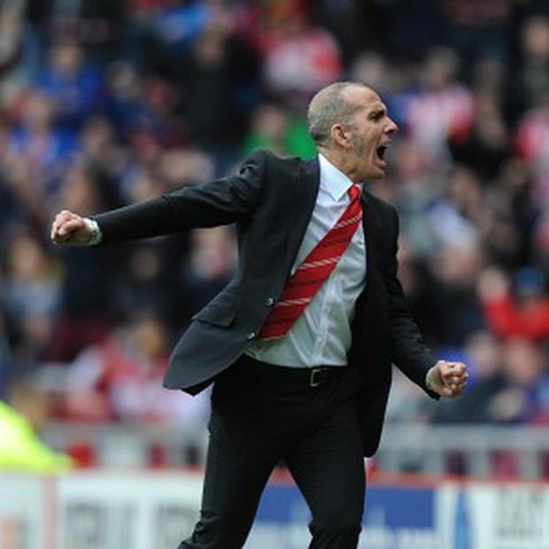 Paolo Di Canio may cut Sunderland's summer holiday