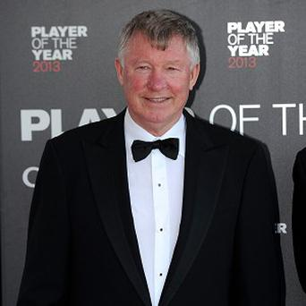 Sir Alex Ferguson was keen to retire having won back the Premier League title