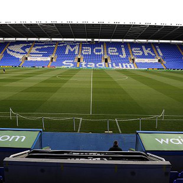 Reading are planning to improve their training facilities
