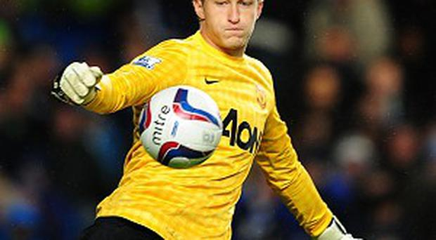 Anders Lindegaard: Understudy to David de Gea, the Denmark goalkeeper has made just two appearances under David Moyes, with doubts persisting over his top-level ability.