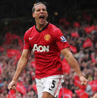 Rio Ferdinand has signed a 1 year extension with Manchester United.