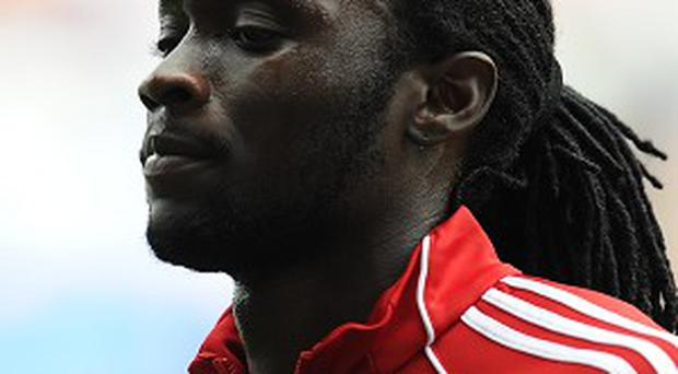 Kenwyne Jones looks to be on his way out of Stoke City