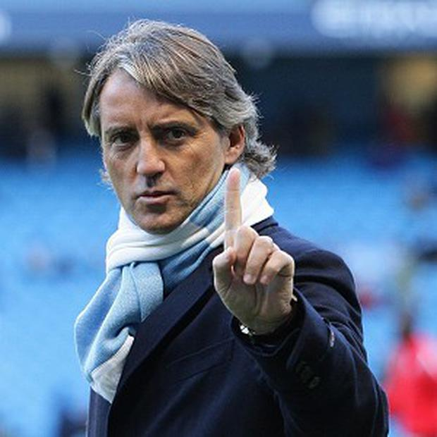 Roberto Mancini was sacked as Manchester City manager a year after winning the Premier League