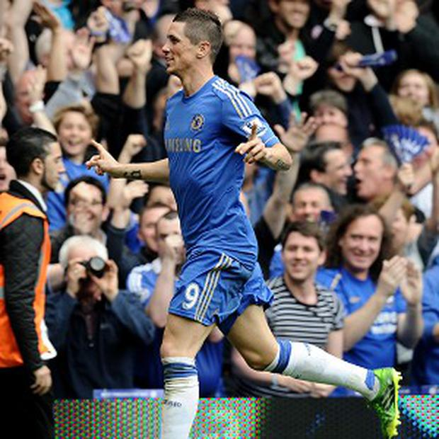 Fernando Torres has been warned by Mourinho that his position is under threat from Lukaku