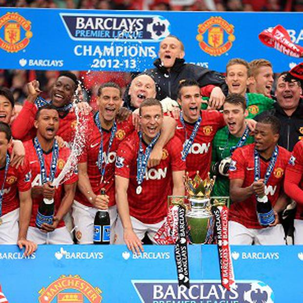 Manchester United comfortably won the Premier League this season