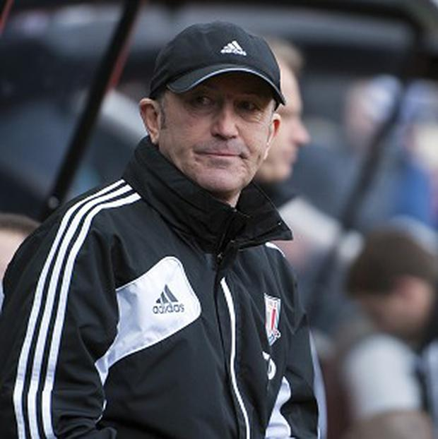 Tony Pulis is reportedly set to leave Stoke