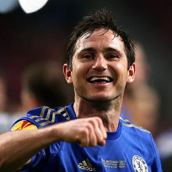 Frank Lampard, pictured, believes Rafa's reign at Chelsea was a success