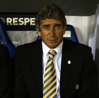 Manuel Pellegrini says he is leaving Malaga 'for sporting reasons'