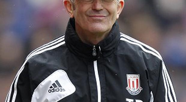 Tony Pulis knew he would never be able to please some Stoke fans