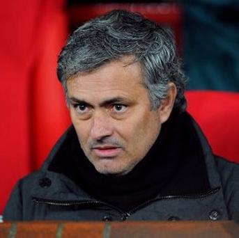 Jose Mourinho, pictured, is nearing the end of his tenure at Real Madrid
