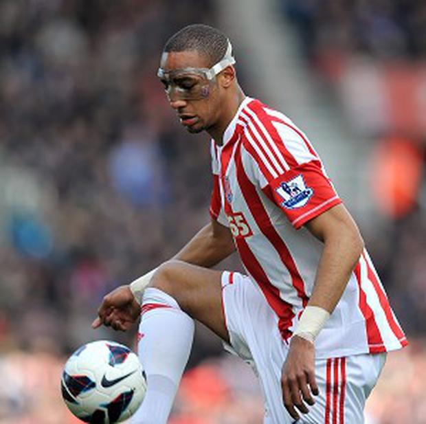 Steven Nzonzi, pictured, put in his transfer request before Tony Pulis' departure