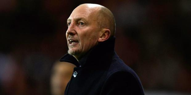 Ian Holloway is asking for one more big performance