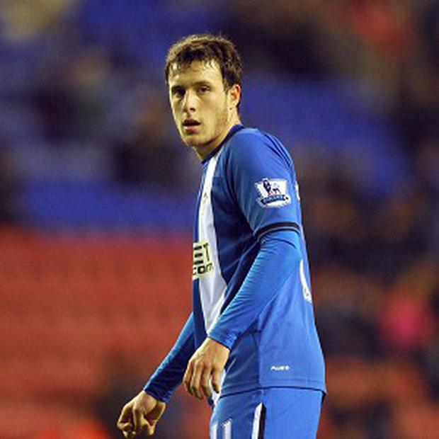 Angelo Henriquez may be interested in a return to the DW Stadium