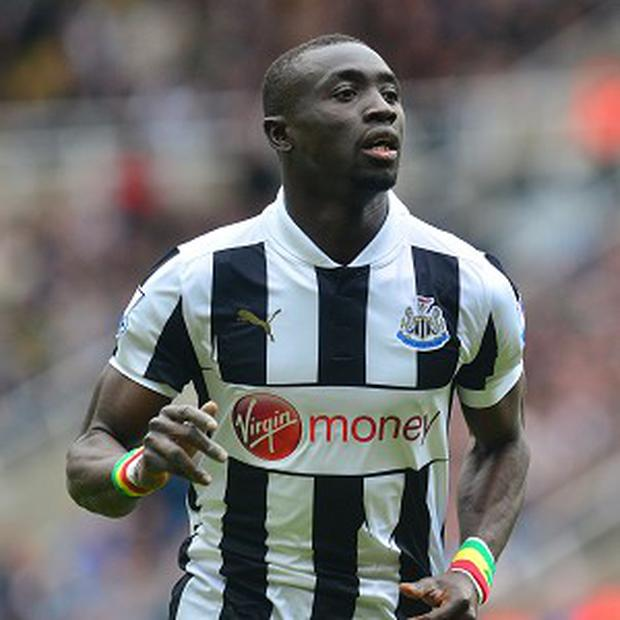 Papiss Cisse joined Newcastle in January 2012