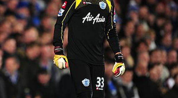 Julio Cesar said he is grateful to QPR for rescuing him from Inter Milan