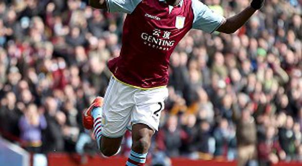 Christian Benteke has been linked with a big-money move away from Villa Park