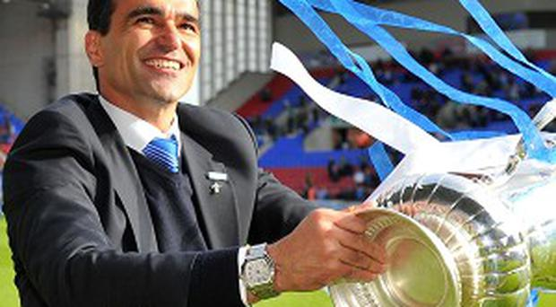 Kevin Campbell believes Roberto Martinez, pictured, will get his former side scoring more goals
