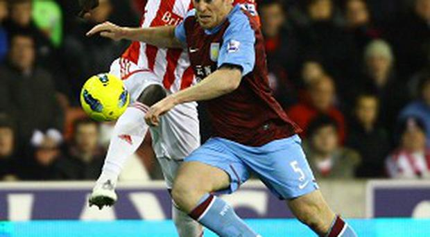 Richard Dunne has been released by Aston Villa