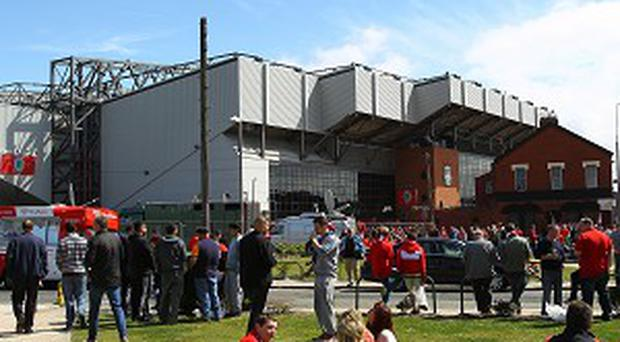 Liverpool hope to increase the capacity at Anfield to 60,000