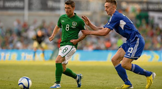 Wes Hoolahan is the latest to demonstrate what Ireland were missing during the years he was ignored. If Ireland are to beat Sweden then Hoolahan will need to be involved.'