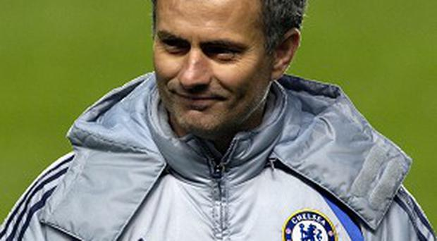 Jose Mourinho won the Premier League twice in his first spell at Chelsea