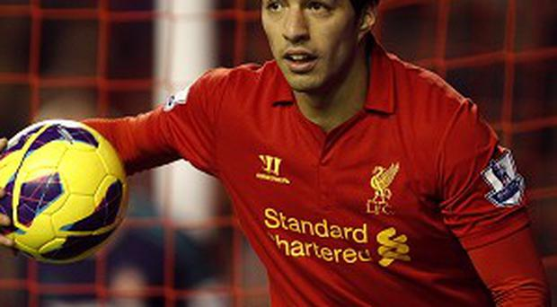 Luis Suarez wants Liverpool to respect his desire to leave