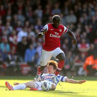 Bacary Sagna is eyeing a Premier League title win with Arsenal