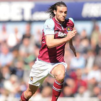 Andy Carroll wants to win trophies with West Ham