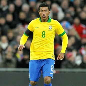 Paulinho has been widely tipped to leave Corinthians for Europe after impressing in recent months