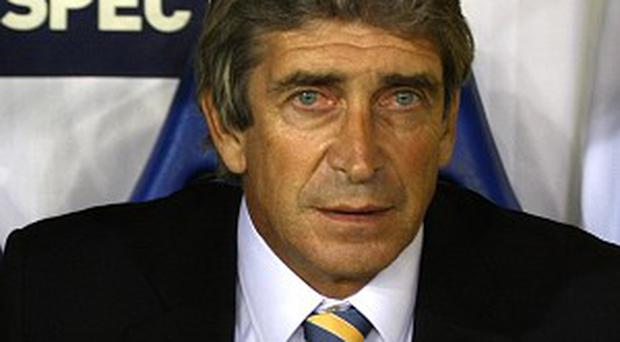 Manuel Pellegrini is delighted with the players he has signed for Manchester City