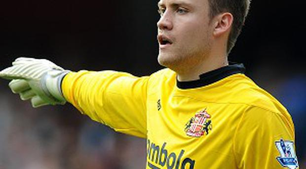 Simon Mignolet has joined Liverpool