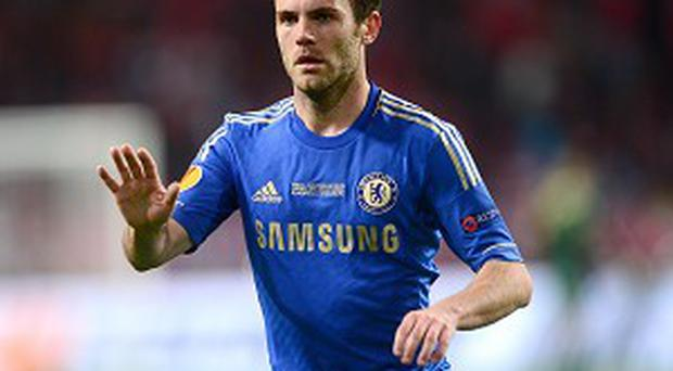 Juan Mata is surprised by reports linking him with a move away from Chelsea