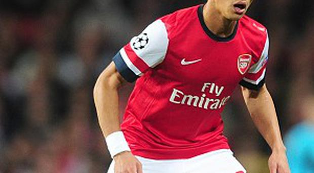 Kieran Gibbs is determined to make a strong start to the season with Arsenal