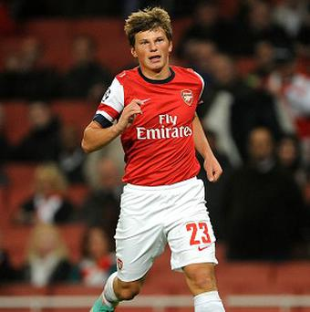 Andrey Arshavin has returned for a second spell with Zenit St Petersburg