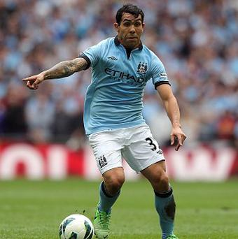 Carlos Tevez will be the first player since Alessandro Del Piero to wear Juventus' number 10 shirt